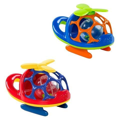 Oball O'Copter Helicopter Infant Developmental Toy