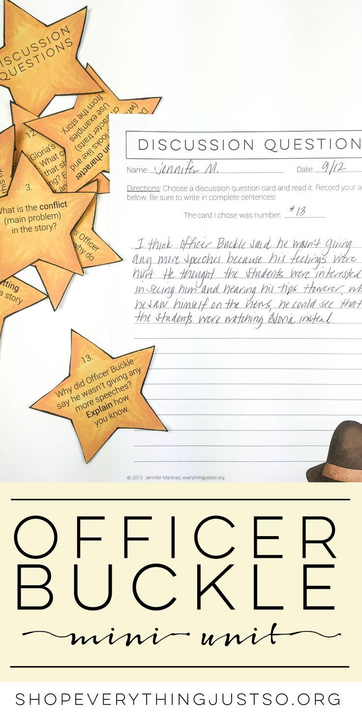 worksheet Officer Buckle And Gloria Worksheets best 25 officer buckle and gloria ideas on pinterest character mini activities literature unit