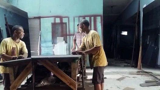 pasang kaca tempered surabaya - Video Dailymotion