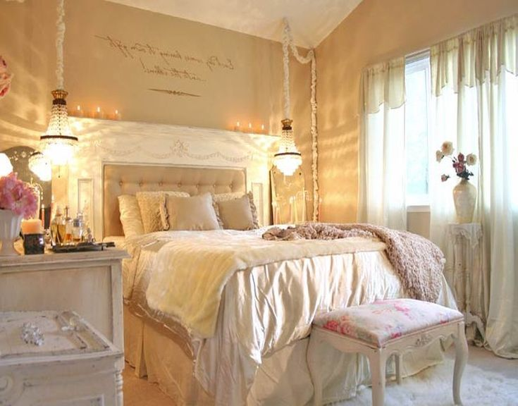 Best 25+ Rustic Chic Bedrooms Ideas On Pinterest