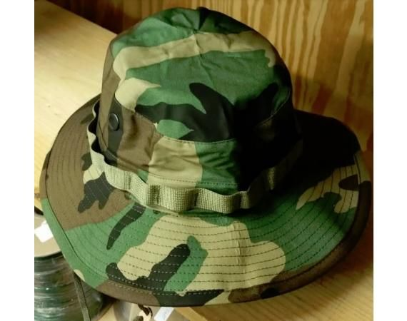 Woodland Water Repellent Boonie Hats | Vermont's Barre Army Navy Store