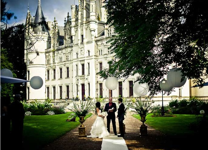Chateau de Challian | @grace_ormonde @wedding_style | Luxurious castle experience in France