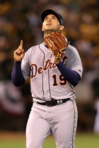 Anibal Sanchez took the hill for the Tigers in ALDS Game 3.