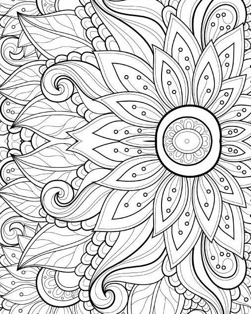 enchanting gardening coloring pesquisa google free adult coloring pagesflower coloring