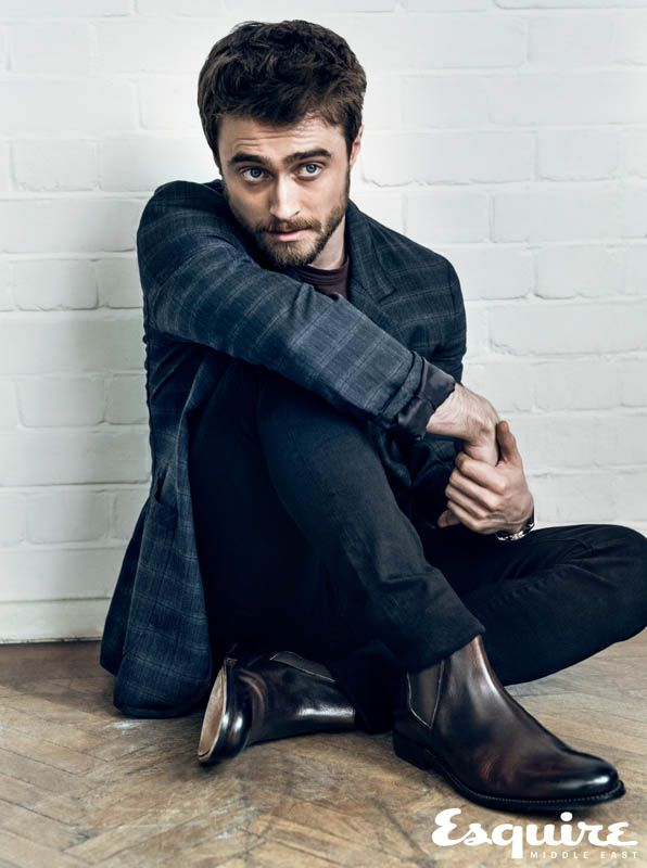Daniel Radcliffe: Master of the Dark Arts - Culture, Film And TV, Daniel Radcliffe, Harry Potter, Jungle, Beasts Of Burden, March 2018, Magazine - Esquire Middle East