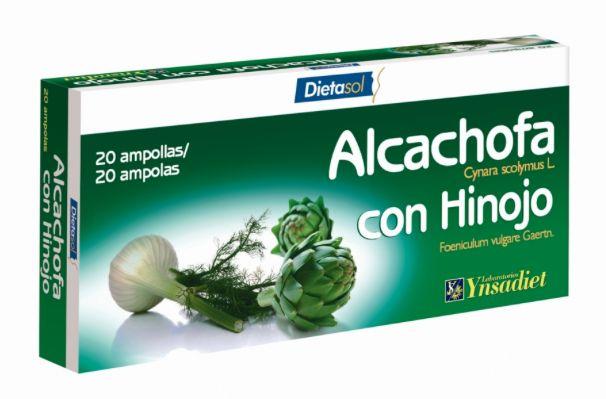#Digestivo La alcachofa con hinojo es un complemento alimenticio elaborado a base de especias vegetales. La alcachofa ayuda a la desintoxicación y contribuye a la salud hepática, mientras que el hinojo ayuda a la salud del tracto digestivo. http://ynsa.diet/alcachofahinojodietasol
