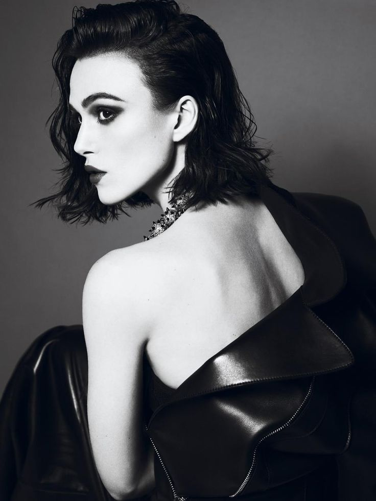 Star: Keira Knightley   Photographers: Mert & Marcus  Fashion editor: Karl Templer  Makeup: Lucia Pieroni   Hair: Paul Hanlon    From Interview magazine, April 2012