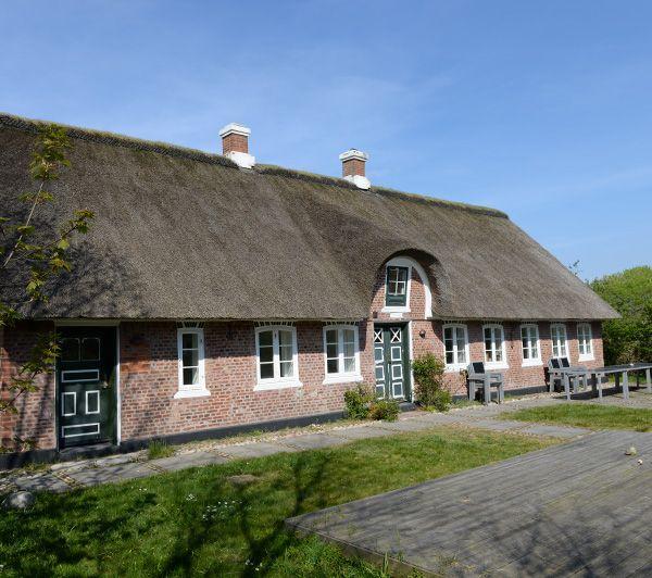 Fredet og bevaringsværdigt hus får ny liv – restaurering af hus i Sønderho på fanø