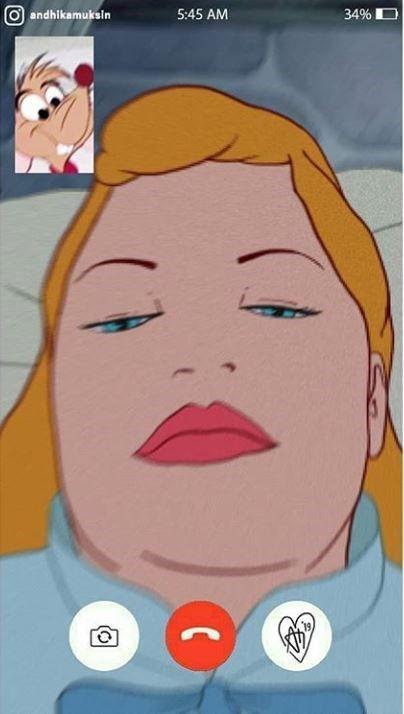 Disney-Prinzessinnen sehen in diesen lustigen Dingen viel realistischer aus.