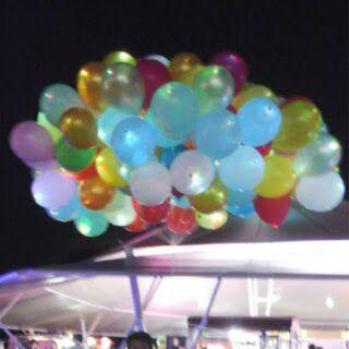 PUSAT BALON GAS: Jual balon Led Murah 08170184883