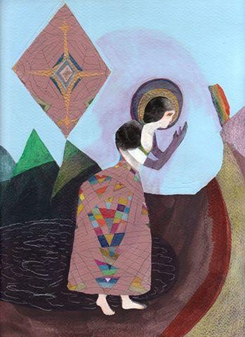 The Pilgrim by Kimi Pryor
