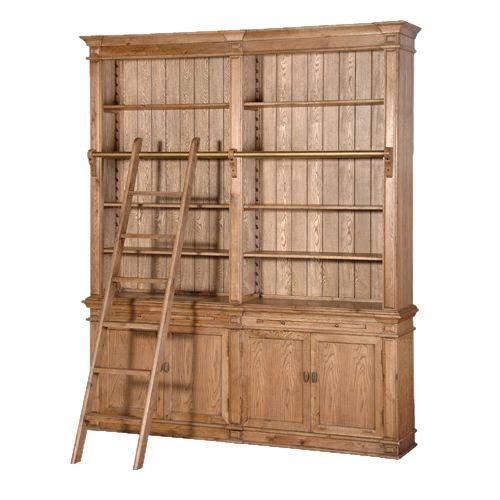 Grand Chapel Oak Bookcase £1550  200 x 240 x 40cms.  Its a biggy but gorgeous.  Comes in two sections (thankfully).: Libraries Bookca, Antiques Oak, Oak Bookca, Oak Furniture, Bookca 1 454 00, Oak Libraries, Home Offices Furniture, Furniture Antiques, Coach Houses