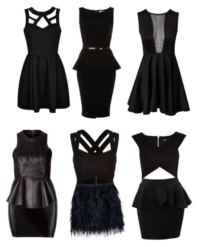 Black Dresses Styles For Pear Body Shape