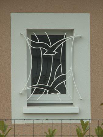 Grille de fenêtre (réf. 064)