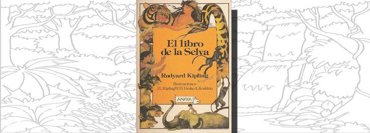 Los cuentos de la selva El libro de la selva, o también llamado El libro de las tierras vírgenes, es una recopilación de 16 cuentos escritos por el poeta británico Rudyard Kipling. Estos cuentos fueron publicados en diferentes revistas entre 1893 y 1894,...