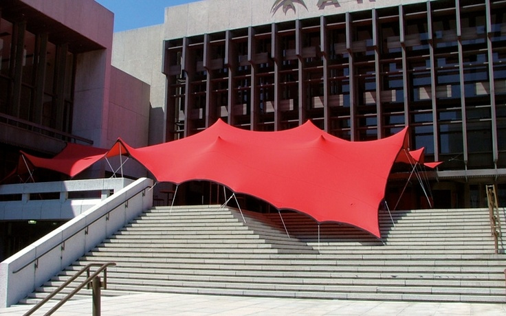 Nomadik Stretch Tents: Artscape
