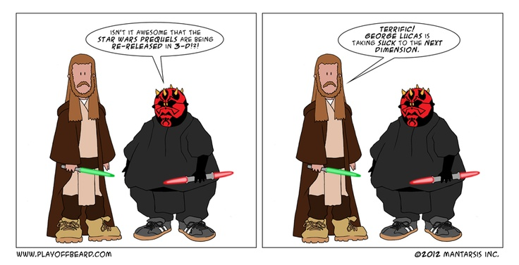 star wars celebration vi 3 d prequels playoff beard fat vegan pinterest