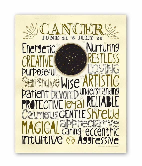Cancers! <3