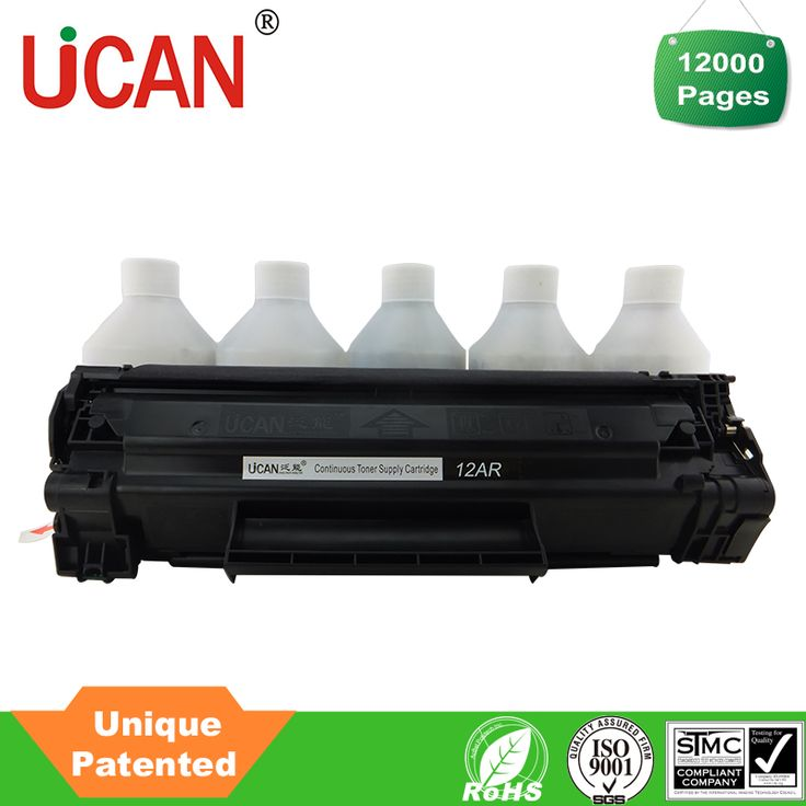 Refill compatible printer(inkjet) laser toner cartridge 12A for iC MF4322dg recycled lego
