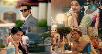 Hrithik Roshan & Sonam Kapoor – Dheere Dheere Se Meri Zindagi