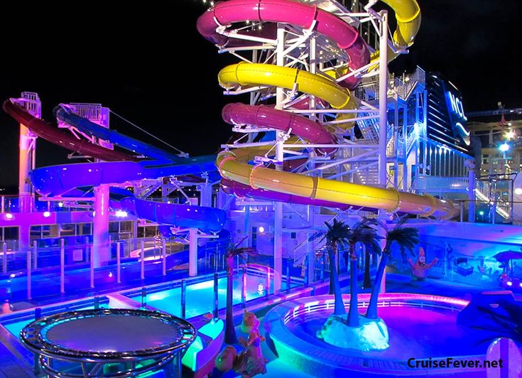 Norwegian Breakaway Review and Video Tour
