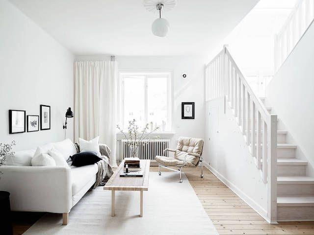 The clean, calm Swedish home (my scandinavian home ...