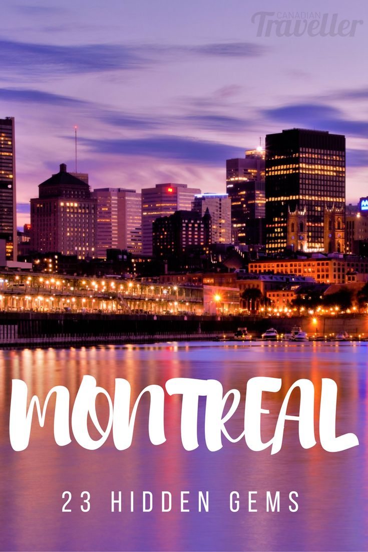23 Hidden Gems in Montreal You Need to Know About. Canadian Traveller Magazine. #Montreal #see #do #eat #plan #activities #itinerary #hidden #gems #offbeat #treasures #lesser #known #Quebec #awesome #things #attractions