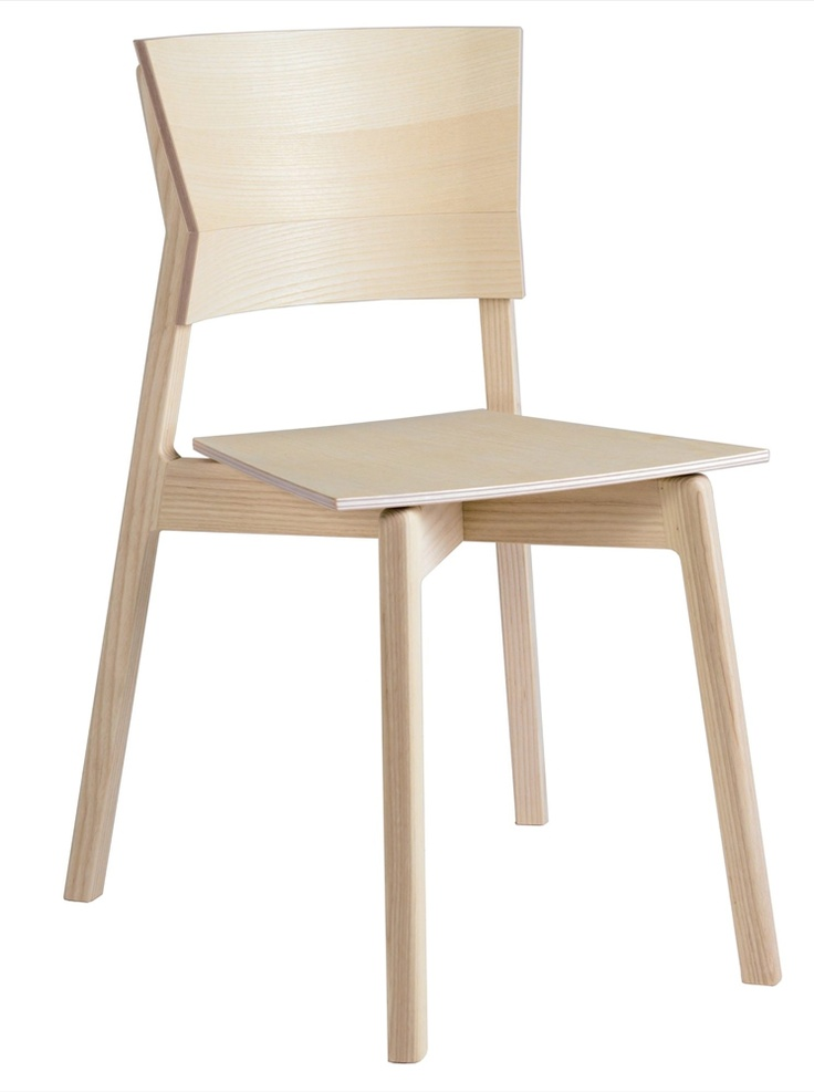 Excelsa from Stolab. Design by Matilda Lindblom. #wooden #chair #stolab