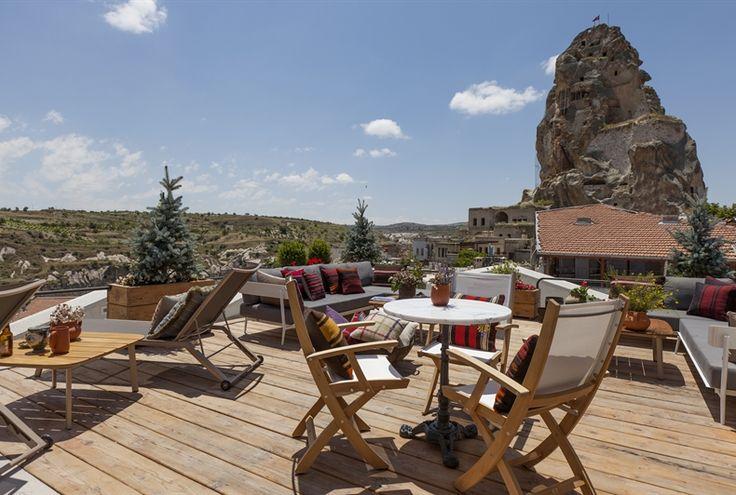 The House Hotel, Cappadocia, Turkey