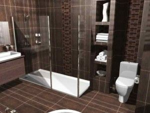 Photo Gallery Website Accessories The Lavish Bathtub With Dark Brown Domination And Glass Partition Bathroom Layout Tool With Good Design Bathroom Planning Tool