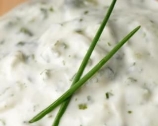 Sauce light au fromage blanc
