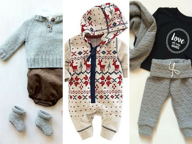 Deliciously at Home - Decor - Organization - Wellness: Fashion baby boy