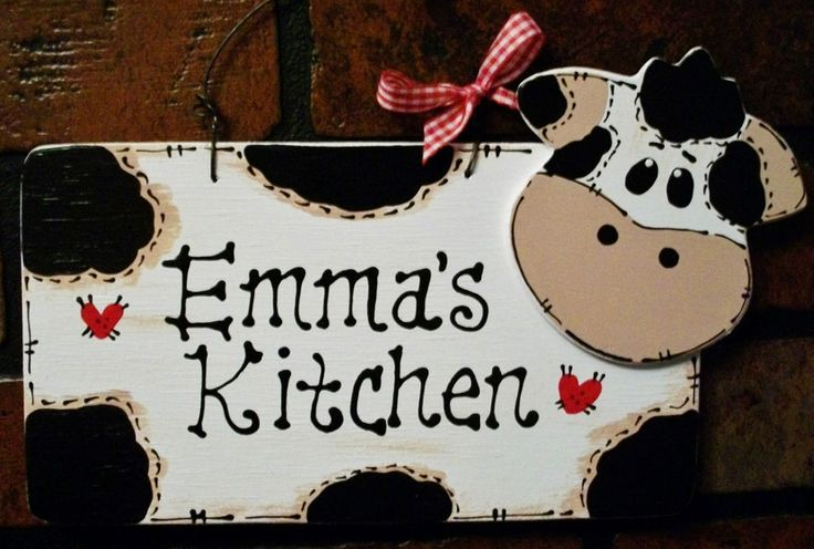 The 25 best cow kitchen ideas on pinterest cow kitchen decor cow decor and cow print - Kitchen cow theme ...