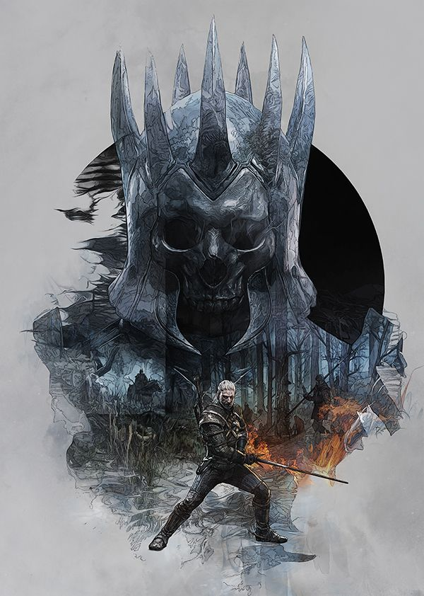 The Witcher 3 Steelbooks | fierybeth  https://www.facebook.com/Gamers-Interest-188181998317382/