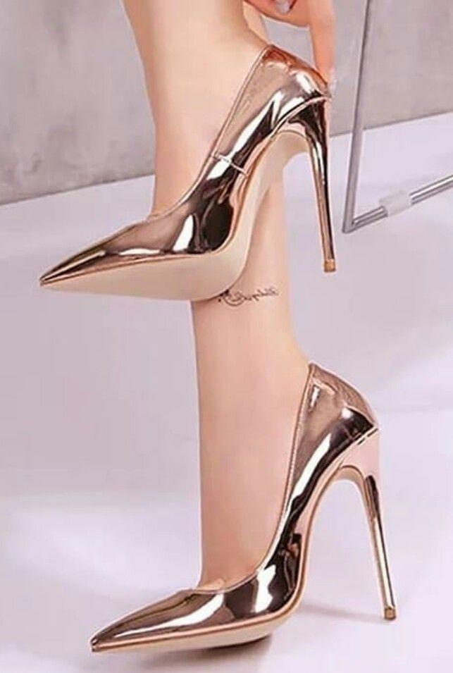 2d682930e53 Pin by Papillon Kania on moda in 2019 | Stiletto heels, Shoes, High ...