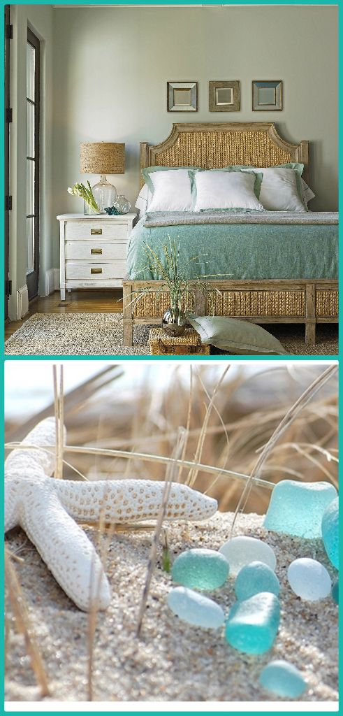 if we keep master white furniture, sea grass headboard, dark wood bench at food of bed, white bedding and a salmon color throw cover and throw pillows for bed (keep moss green walls)
