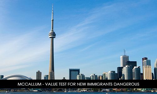Canada's Immigration Minister, John McCallum, has considered the controversial…