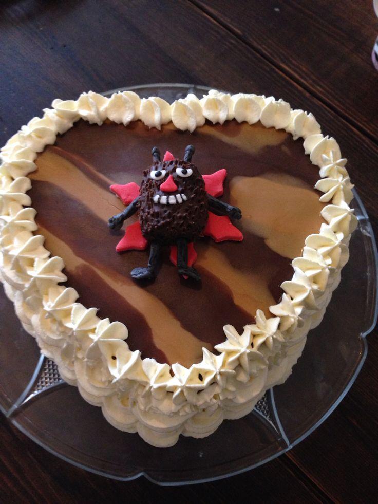 Haisuli kakku#haisuli cake#moomin#muumi