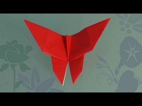 17 best images about spanish brain breaks descansos - Como hacer mariposas de papel ...