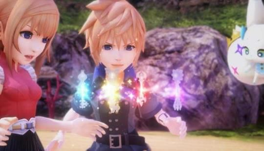 World of Final Fantasy (PS4) review   SG Gaming Info