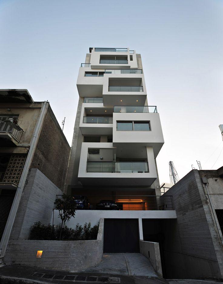klab architecture: urban cubes