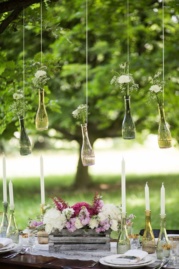 Inspiration shoot: un matrimonio vintage e romantico