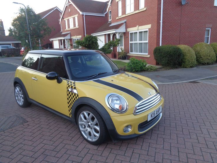 eBay: 2007 07 MINI COOPER 1.6D DIESEL 6 SPEED YELLOW MUST BE SEEN WITH PRIVATE PLATE #minicooper #mini