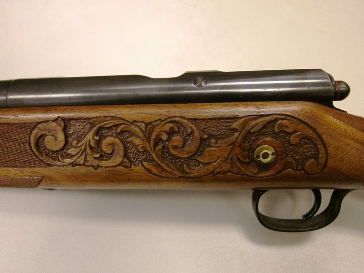 Images about gunstock carvings on pinterest pistols