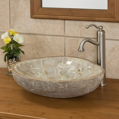101 best images about looks for bathroom on pinterest for Are vessel sinks out of style
