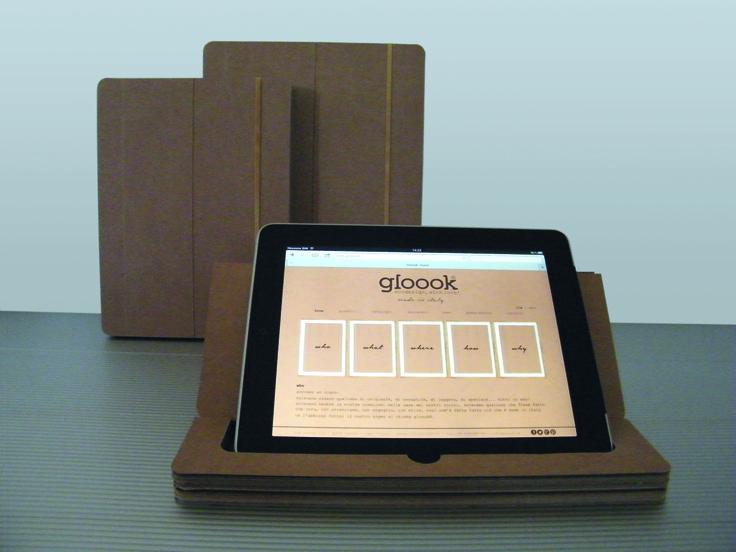 Gloook Design.  PR by NewsEventicomo PR
