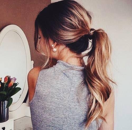 Les 50 coiffures rapides à faire pour les pressées du matin | Astuces de filles