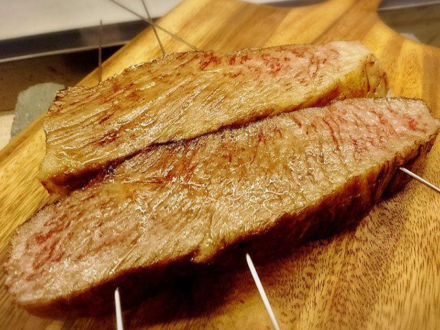 肉肉しいサプライズにときめく 北池袋の隠れ家ステーキハウス