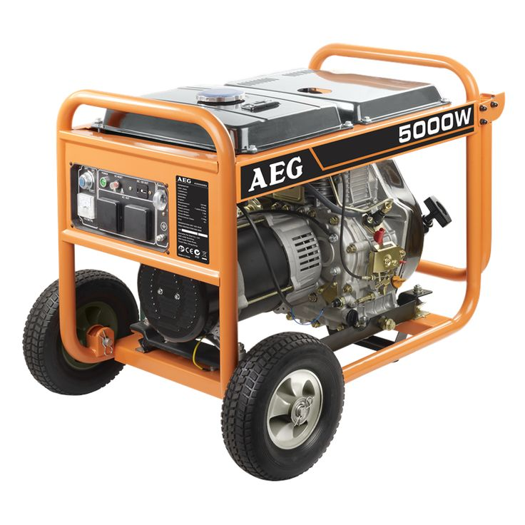 Find AEG 5000W Portable Diesel Generator at Bunnings Warehouse. Visit your local store for the widest range of tools products.