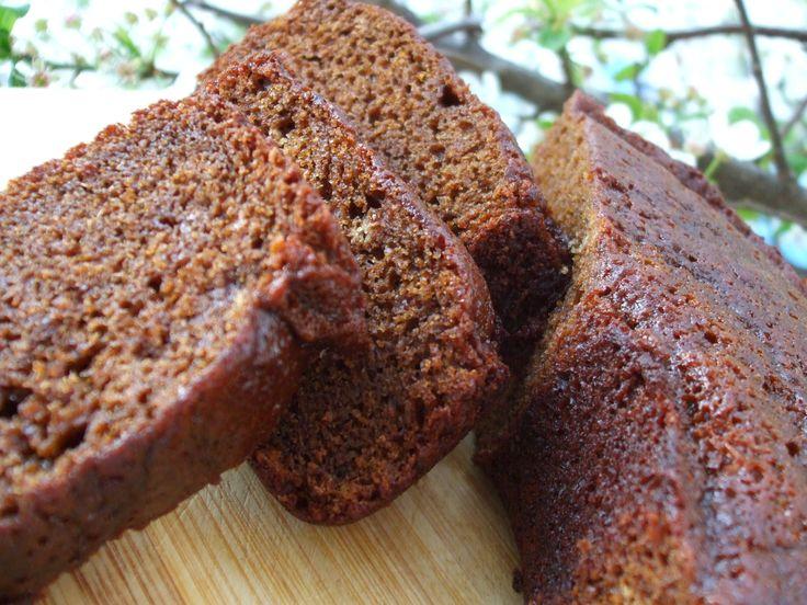Gingerbread Loaf @ http://allrecipes.co.uk